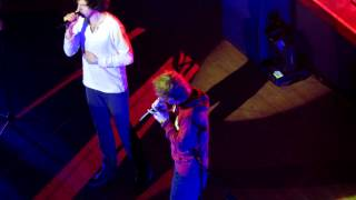Newyork - Ed Sheeran and Snow Patrol duet (Live at Massey Hall, Toronto 4/17/12)