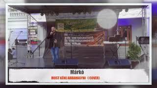 Márkó - Most kéne abbahagyni (Cover)