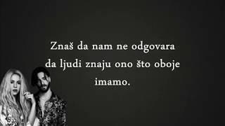 Shakira, Maluma - Clandestino (Srpski prevod)