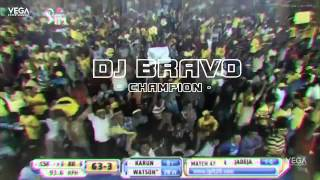 DJ Bravo   Champion Official Lyric Video 2016