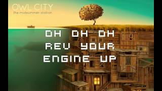 Owl City - Speed of Love with Lyrics (HQ)