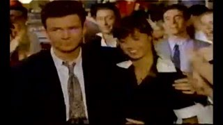 Rick Astley-She Wants to Dance With Me
