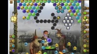 Bubble Witch Saga Level 232
