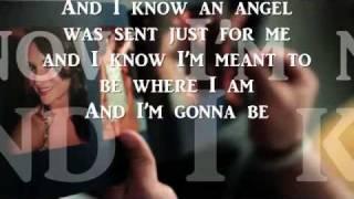 Chris Medina - What Are Words  (lyrics)