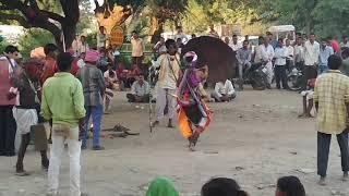 Funny dance Gavri in Udaipur