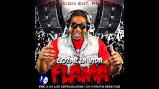 oya records - flama pa gozar la vida prod bt doble R - 2015  www.lellega.net