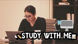 Study With Me--Let's Study Together 😊  📝  📚  | Real Time Study Session