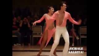 David and Paulina  2013 San Francisco Salsa Festival - Saturday (copy 1)