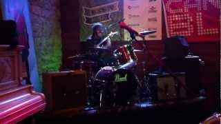 "JORDAN COOK aka REIGNWOLF performs ""SEVEN DEADLY SINS"" Live SXSW 3/14/2012"