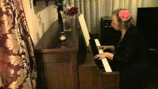 """""""LA ROSA"""" (""""THE ROSE"""") Italian, piano"""
