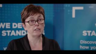 Anne Marie Dalle (Deceuninck) explains why standards are important