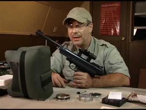 Video: Browning 800 Express Magnum air pistol - Airgun Reporter Episode #21   Pyramyd Air