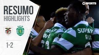 Highlights | Resumo: Santa Clara 1-2 Sporting (Liga 18/19 #9)
