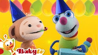 Happy Birthday to You with Draco, Oliver, Yum Yum & Friends | BabyTV