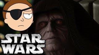 Star Wars/Rick & Morty Mash-Up - Order 66 Set To Evil Morty Theme (Star Wars Fan-Made Mash-Up)