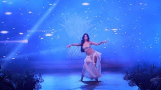 Nora Fatehi's breathtaking performance at Miss India South 2018 width=