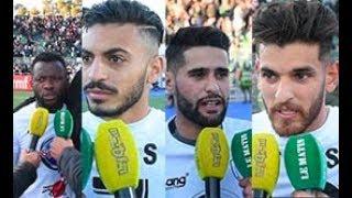 Coupe du Trône 2019: Réactions des joueurs du TAS après le sacre historique du club
