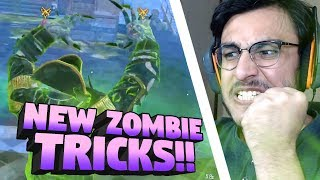 HOW TO WIN NEW ZOMBIE MODE UPDATE | PUBG MOBILE HIGHLIGHTS | RAWKNEE