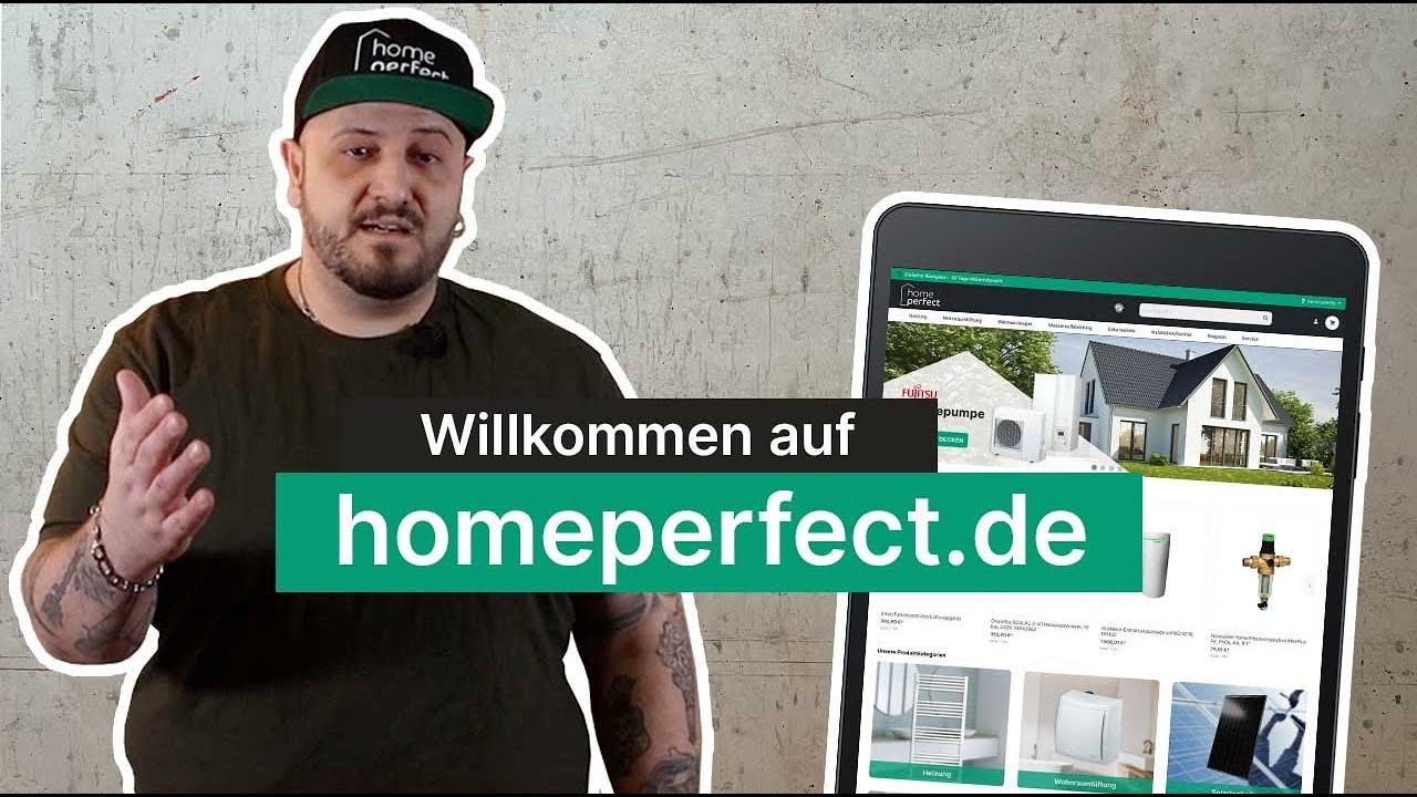 Willkommen auf homeperfect.de