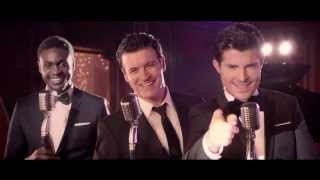 Forever Gentlemen | Fly Me To The Moon [Corneille - Vincent Niclo - Roch Voisine]
