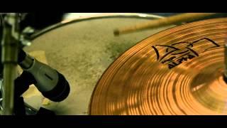 Kasabian - Underdog Drum Cover TEST Zoom R16 HD