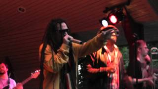 First Light & Papa Dee @ Rebel Music Festival 2012