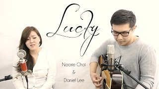 Lucky - Noorie Choi & Daniel Lee (Jason Mraz cover)