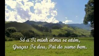"""""""Graças dou a Ti, ó bom Deus"""", hino 20 (CCB) - Órgão e vozes"""