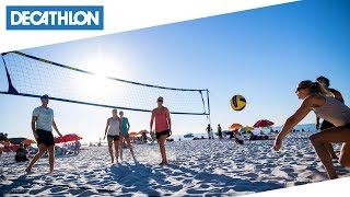 Set per il beach volley BV 300 di Kipsta | Decathlon Italia