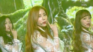 뮤직뱅크 Music Bank - 에이프릴 - 봄의 나라 이야기 (APRIL - April Story).20170106