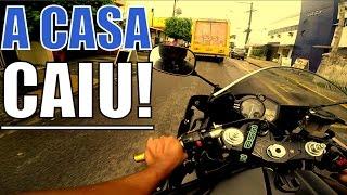YZF R1 QUASE FUI ROUBADO 2 VEZES! (VIDEO RECURSO)...SERGIO SILVA
