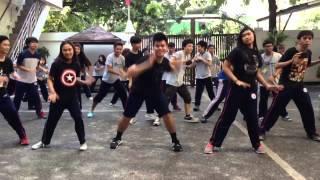 Pop Danthology Choreography