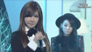 2NE1 - Missing You - Sub Español [LIVE] HD