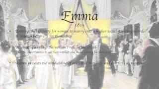 APUSH American Author Video - Jane Austen