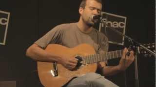 Miguel Araújo - Reader's Digest ao vivo FNAC CHIADO