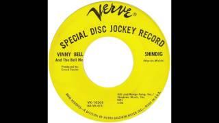 "Vinny Bell & The Bell Men – ""Shindig"" (Verve) 1963"