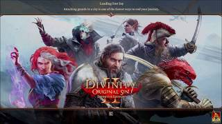 Divinity 2  A Tale of 2 Geralds (PS4 Co-op) - Classic Mode [0]