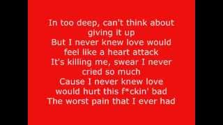 Trey Songz Heart Attack Lyrics