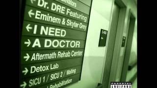 Dr. Dre feat. Eminem and Skylar Grey - I Need A Doctor (Disco Reason Remix)