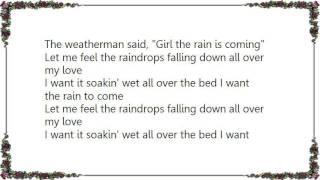 Jamie Foxx - Storm Forecast Lyrics