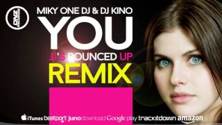 DNZF276 // MIKY ONE DJ & DJ KINO - YOU JJ's BOUNCED UP REMIX (Official Video DNZ RECORDS)