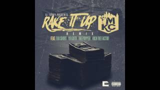 Yo Gotti Feat. Too Short, The Popper & Rich The Factor - Rake It Up (MidWest Remix) width=