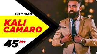 Kaali Camaro (Full Video) | Amrit Maan | Latest Punjabi Song 2016 | Speed Records width=