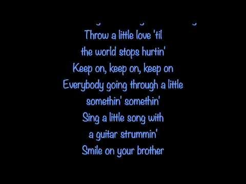 Keep On Truckin Lyrics Tim Mcgraw Chords Chordify