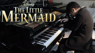 The Little Mermaid - Part Of Your World - Advanced Piano Solo Cover | Léiki Uëda