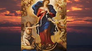 Oração Nossa Senhora Desatadora dos Nós (para resolver problemas)