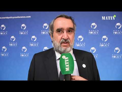 Video : #World_Policy_Conference: Déclaration du Dr. Abdulaziz bin Othman bin Sager