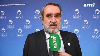#World_Policy_Conference: Déclaration du Dr. Abdulaziz bin Othman bin Sager