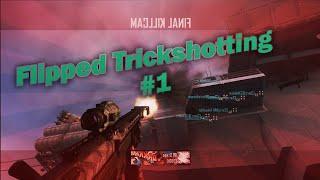 SB Steps: Flipped Trickshotting! - #1