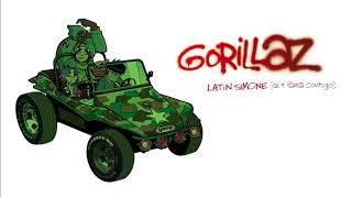 Gorillaz - Latin Simone (Que Pasa Contigo) (Studio Acapella)